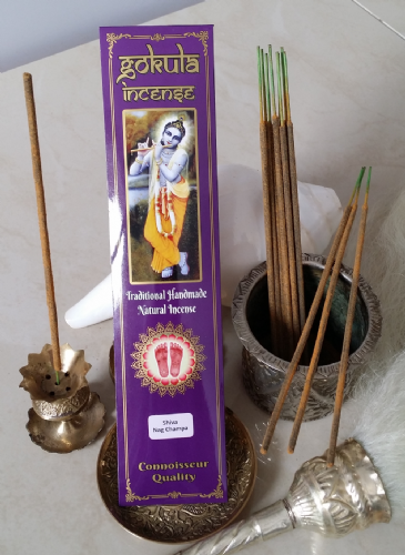 Shiva Nag Champa Incense Sticks - 20 grams
